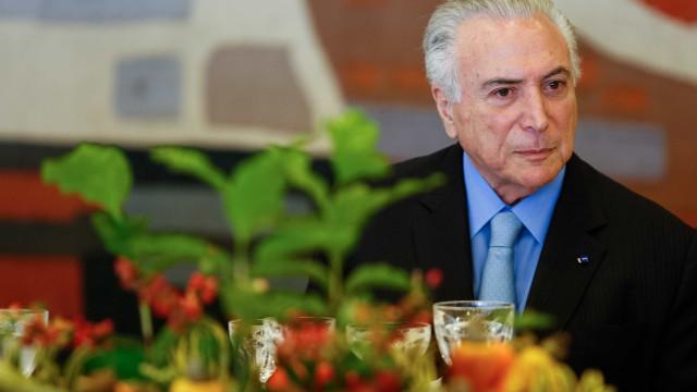 PF aponta pagamento de R$ 1 milhão em duas parcelas a amigo de Temer