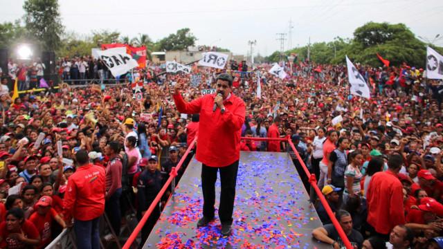 EUA: senador pede para acelerarem saída de Maduro da Venezuela