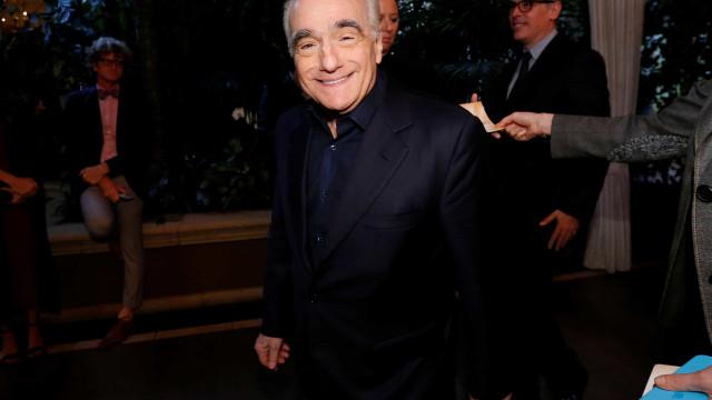 Martin Scorsese ganha o Prêmio Princesa das Astúrias de Arte