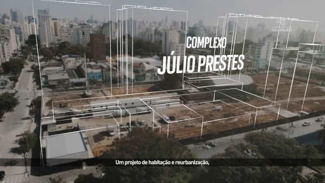 Vitrine do Governo, prédios populares são saqueados na Cracolândia