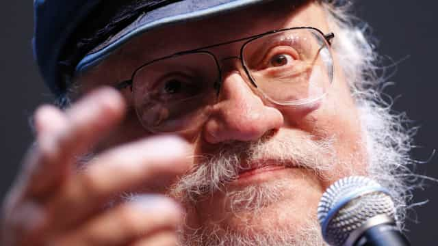 George R.R. Martin avisa: livro da saga 'Game of Thrones' vai atrasar