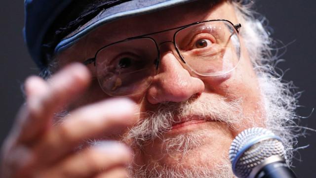 George R.R. Martin avisa: livro da saga 'Game of Thrones' vai atrasar
