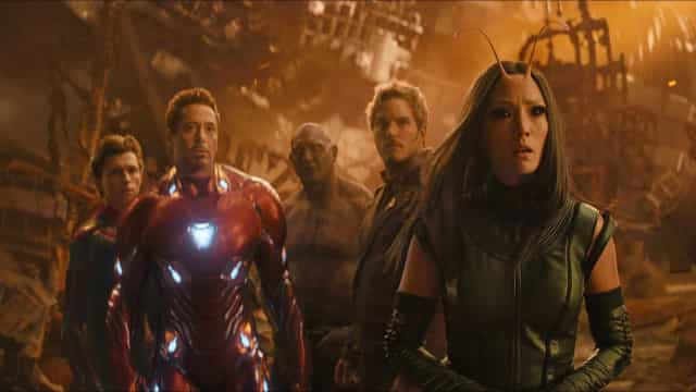 'Vingadores: Guerra Infinita', da Marvel, estreia nesta quinta-feira