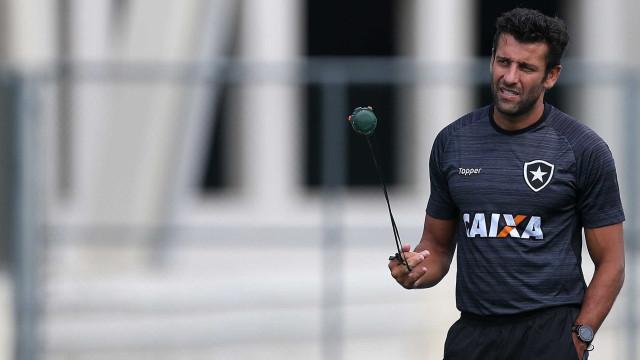 Alberto Valentim é o novo técnico do Vasco