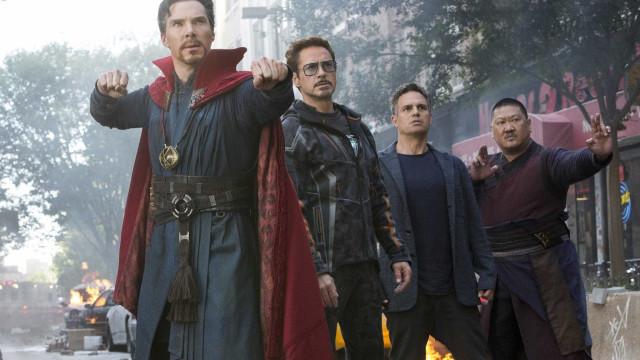 'Guerra Infinita' fica no topo da bilheteria dos EUA pela 3ª semana