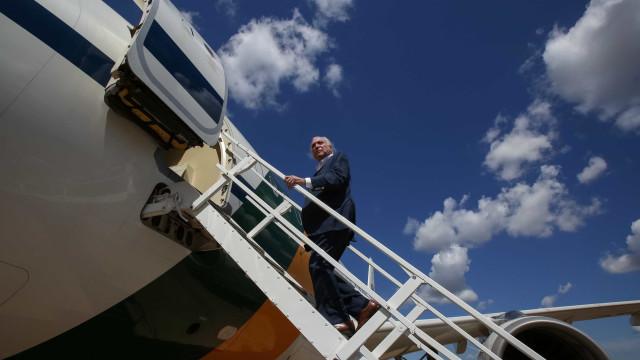 Temer diz ter cancelado viagem para não prejudicar Congresso