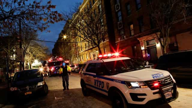 Tiroteio em NY deixa um morto e quatro feridos