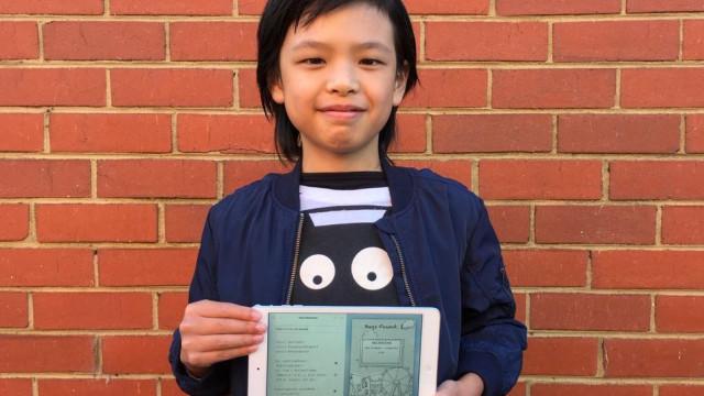 Garoto de 11 anos já desenvolveu sete apps para iPhone
