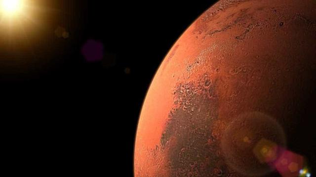 Marte já teve química orgânica complexa essencial à vida, revela Nasa