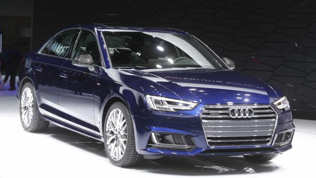 Audi convoca recall para troca de para-brisas no modelo A4