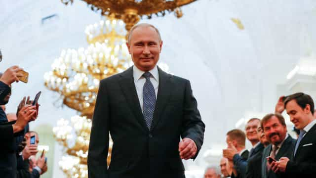 Putin diz saber a identidade dos suspeitos do ataque a ex-espião