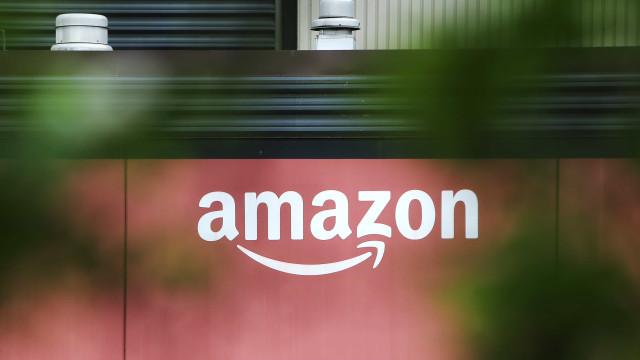Amazon tem lucro recorde de R$ 9,3 bilhões no trimestre