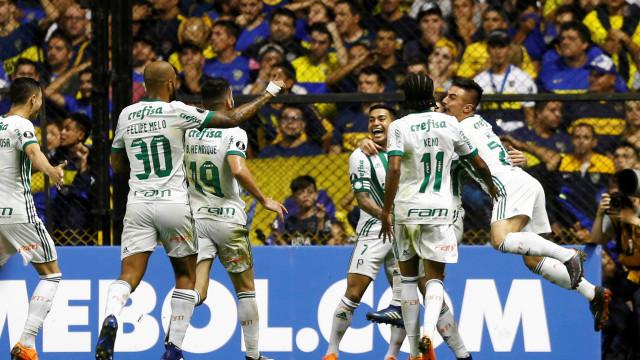 Palmeiras é o 3º melhor visitante do mundo em 2018; confira a lista
