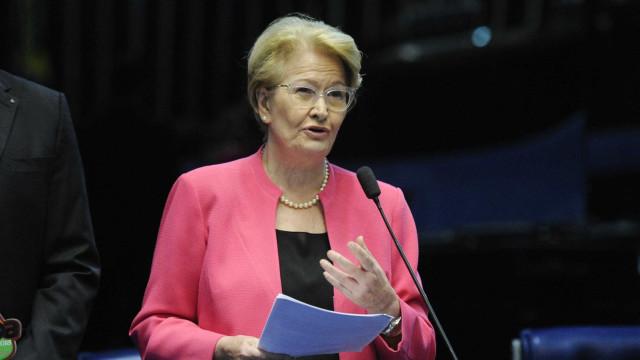 Senadora Ana Amélia aceita ser vice de Alckmin, mas impõe condições
