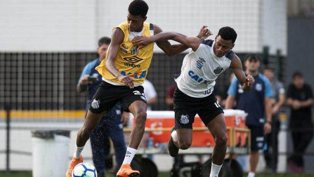 Contra o lanterna, Santos busca início de recuperação no Brasileiro