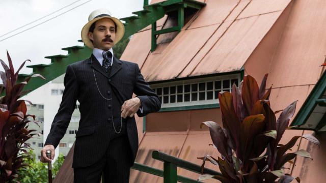 HBO divulga primeiras imagens de minissérie sobre Santos Dumont