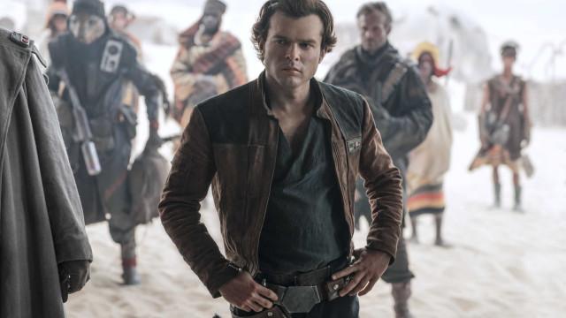 Sem amarras, 'Han Solo' brinca com elementos criados por George Lucas