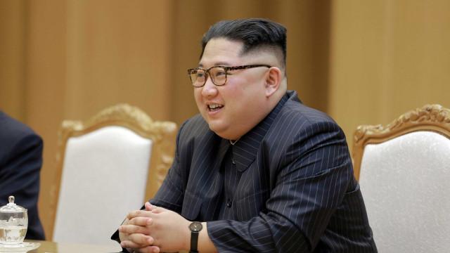 Kim Jong-un pediu nova reunião com Trump, diz Casa Branca