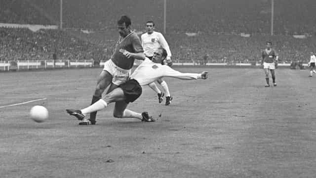 Morre Ray Wilson, campeão do mundo pela Inglaterra em 1966