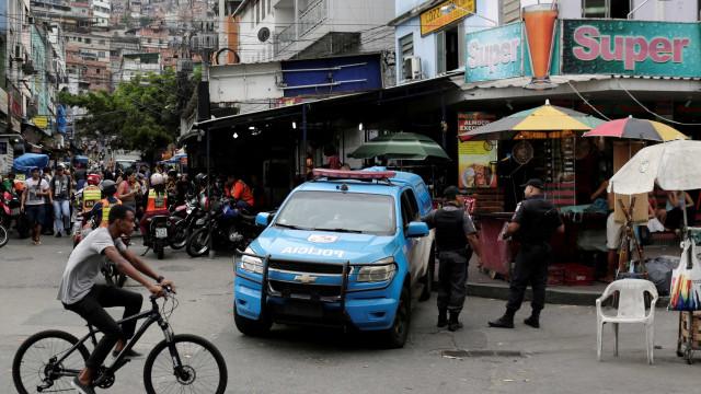 Polícia prende chefe de milícia que atua na zona oeste do Rio