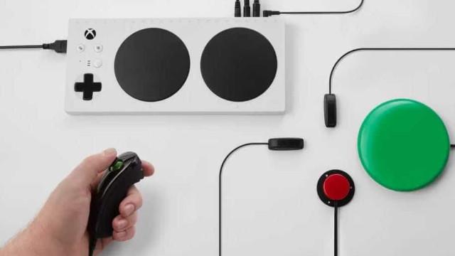 Microsoft emociona ao revelar controle para pessoas com deficiência