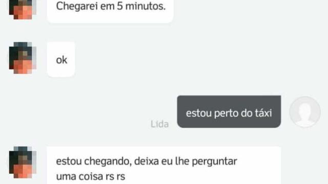 Motorista de aplicativo pede sexo oral a cliente na Bahia