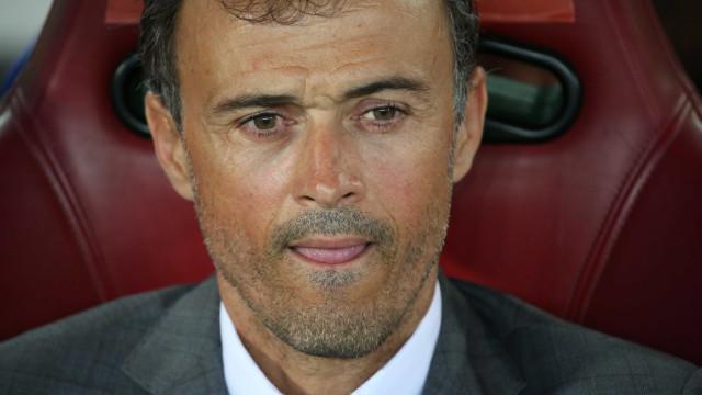 Dois clubes encerram negociações com Luis Enrique por sua arrogância
