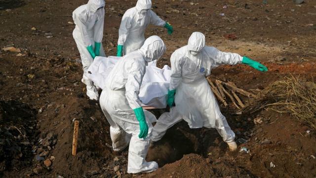 República do Congo registra mais 6 casos de ebola
