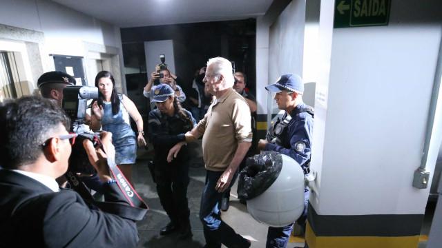 Busca em cela de Dirceu derruba cúpula do sistema prisional do DF