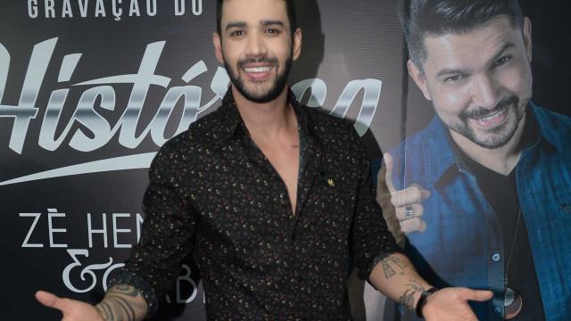 Gusttavo Lima conta como escolheu nome do segundo filho
