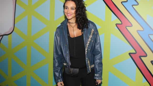 Um mês após dar à luz, Débora Nascimento fala de novo papel