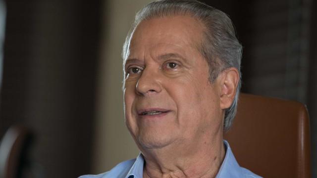 Dirceu: Bolsonaro e Moro 'não têm autoridade para falar de corrupção'
