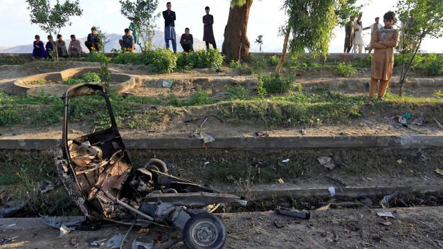 Afeganistão: explosões em jogo de críquete deixam 8 mortos e 43 feridos