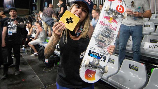 Skatista brasileira é ouro no X Games da Noruega; assista a volta dela