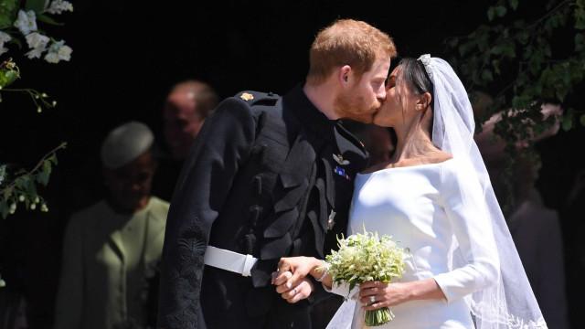 Twitter: sermão de bispo foi momento mais comentado do casamento real