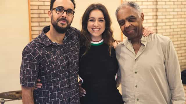 Roberta Sá e Gilberto Gil lançam dueto