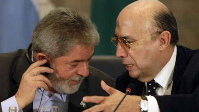 Meirelles dirá a eleitores ter sido reconhecido por Lula e FHC