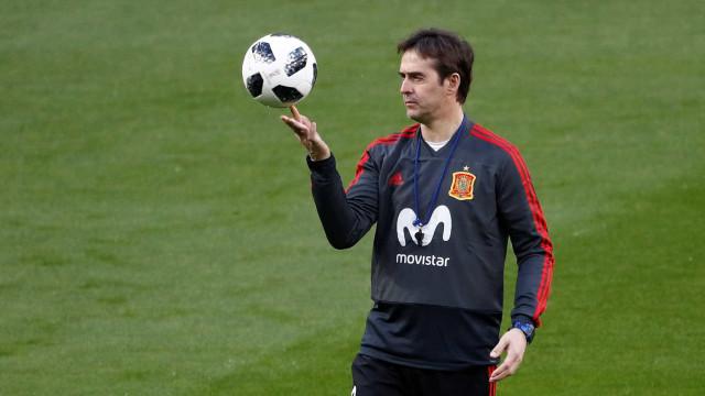 Técnico da Espanha anuncia convocação para a Copa; Morata está fora