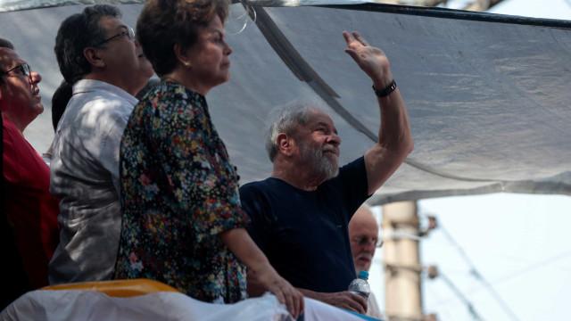 Lula pede mobilização para lançamento de sua pré-candidatura no dia 27