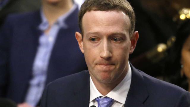 Sessão de Zuckerberg no Parlamento Europeu será transmitida na web
