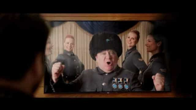 Net ressuscita coronel 'skavurska' às vésperas da Copa na Rússia