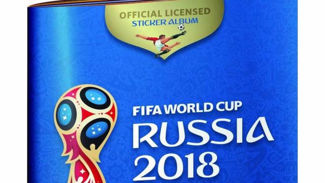 Veja as figurinhas que não vão estar na Copa da Rússia