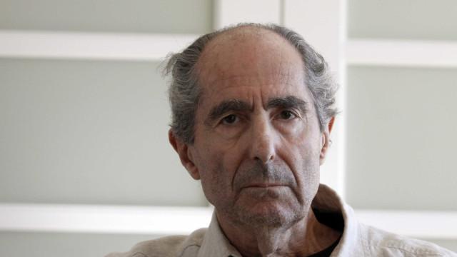 Vencedor do Pulitzer, escritor Philip Roth morre nos EUA