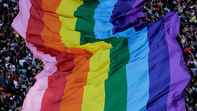 Com tradução em libras e balé de cadeirante, Parada Gay foca inclusão