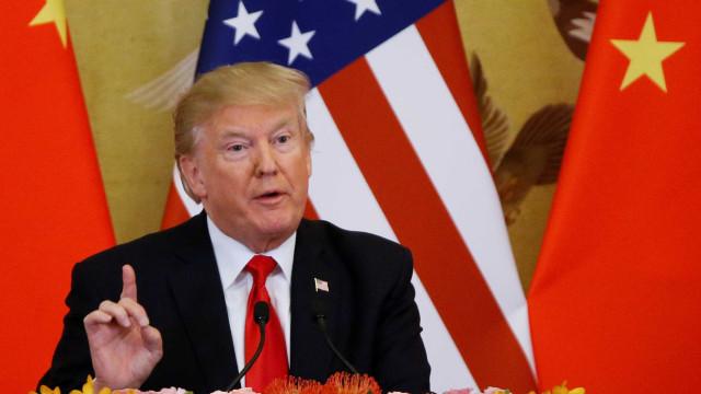 EUA retiram convite para China participar de manobras militares