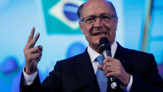 Aposta de Geraldo Alckmin é ir para 2º turno com o PT