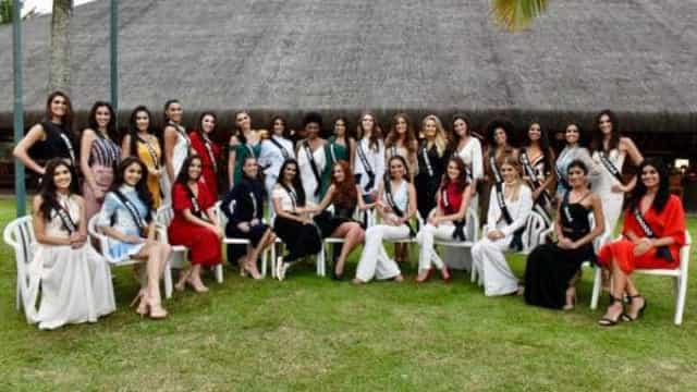Miss Brasil 2018 é hoje! Conheça as candidatas