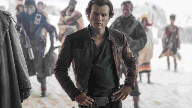 Filme de 'Han Solo', do 'Star Wars', estreia no Brasil