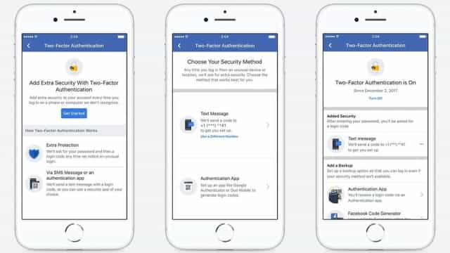 Agora está mais fácil tornar o seu Facebook seguro