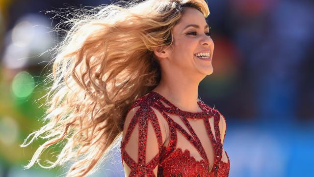 Cantora Shakira lançará websérie sobre a sua vida